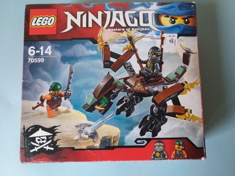 Конструктор лего Дракон Коула LEGO NINJAGO (70599)