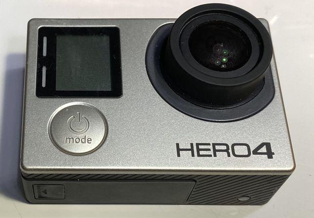 GoPro Hero 4 Black zestaw dodatki