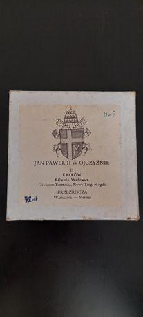 Przeźrocza Jan Paweł ll 1980