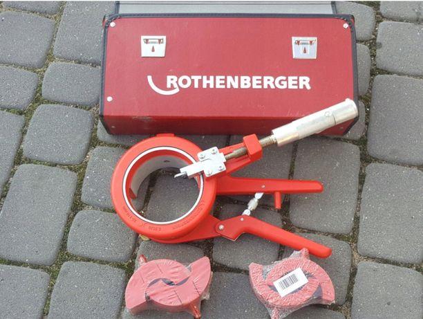 ROTHENBERGER DO fazowania rur PCV Rocut 110 NOWE!! od serwissprzedaz