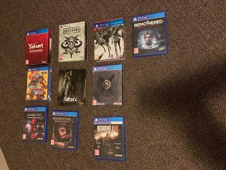 Jogos PlayStation 4 / steelbook / special edition.