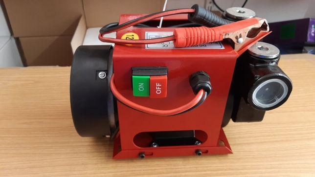 Насос для перекачки дизельного топлива 12 В, Мини АЗС 12 вольт 1033