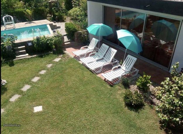 Alugo Casa T1 com Piscina ideal para férias