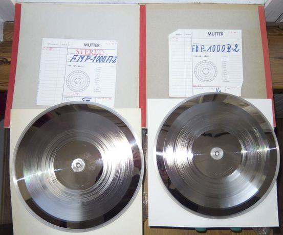 Andrew Cyrille Peter Brotzmann FREE JAZZ 1983 FMP metalowe płyty MATKI