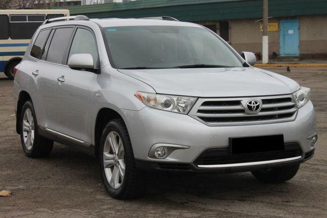Разборка запчасти бу Toyota Venza 2.7 Highlander 3.5 2010-2013 шрот