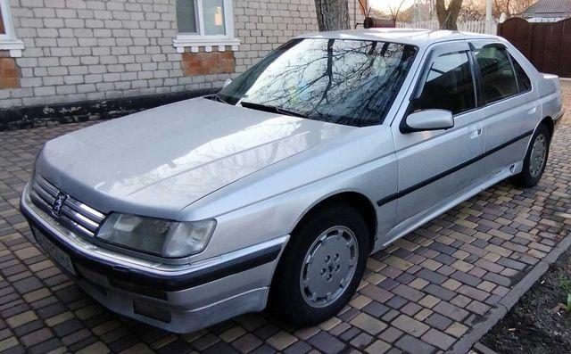 Peugeot 605 2.0 SVti