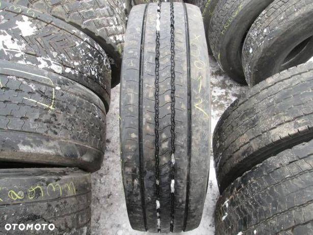 315/80R22.5 Bridgestone opona ciężarowa R-STEER 001 Przednia 11.5 mm opona uzywana ciezarowa
