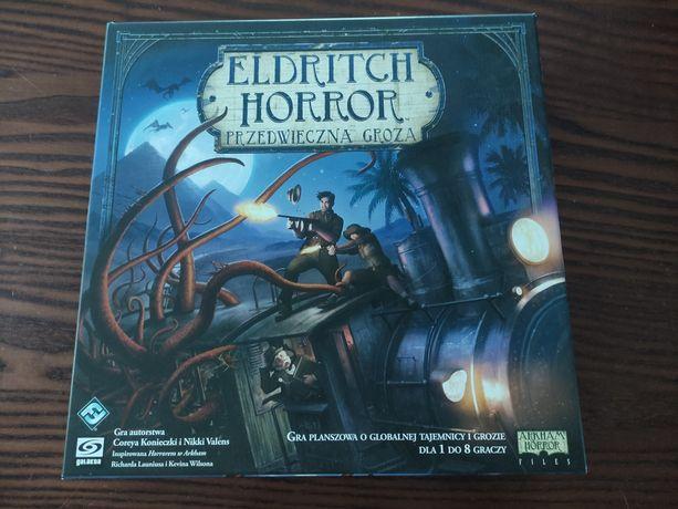 Eldritch horror + dodatek zaginiona wiedza