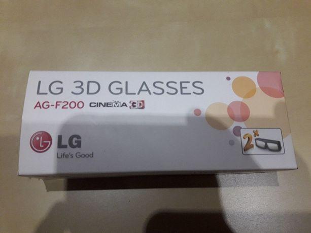 Okulary 3d LG