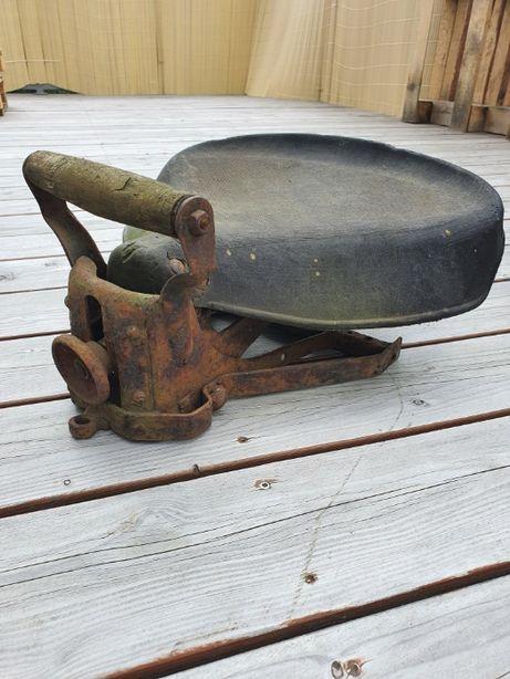 Siodło, siedzisko, siedzenie DKW 250 350