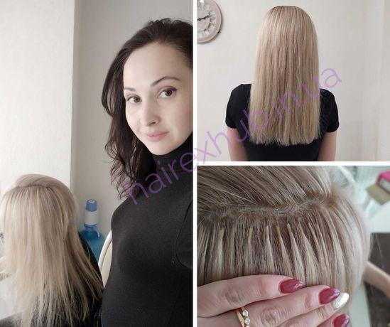 Наращивание волос Киев, снятие распутывание колтунов