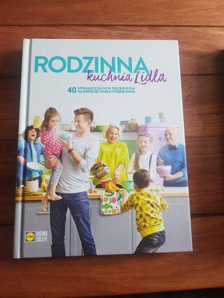 Rodzinna kuchnia Lidla nowa książka