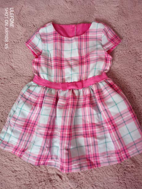 Sukienka sukieneczka 80