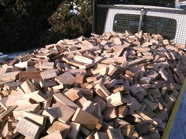Drewno kominkowe rozpalka brykiet