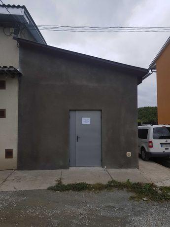 Продам гараж на Районі з альтанкою та  видом на конйон