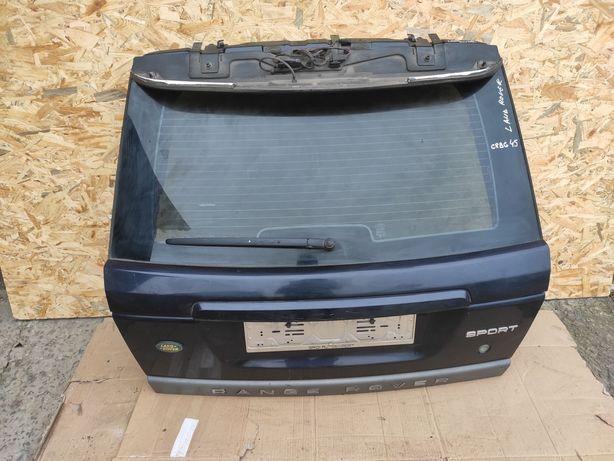 Range Rover Sport L320 крышка багажника комплектная демонтаж