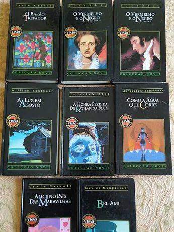 Lote 8 Livros Vendo ou Troco