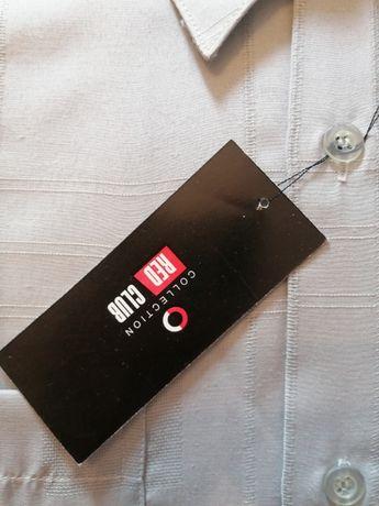 NOWA Koszula męska rozmiar 40/41 Red Club Collection