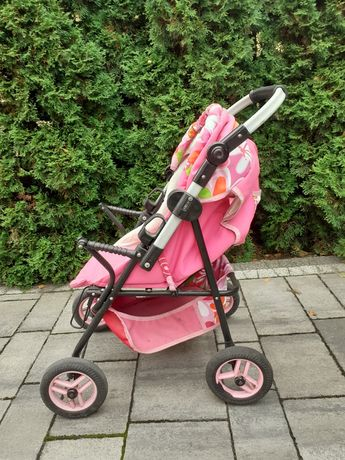 Wózek dla lalki, zabawka