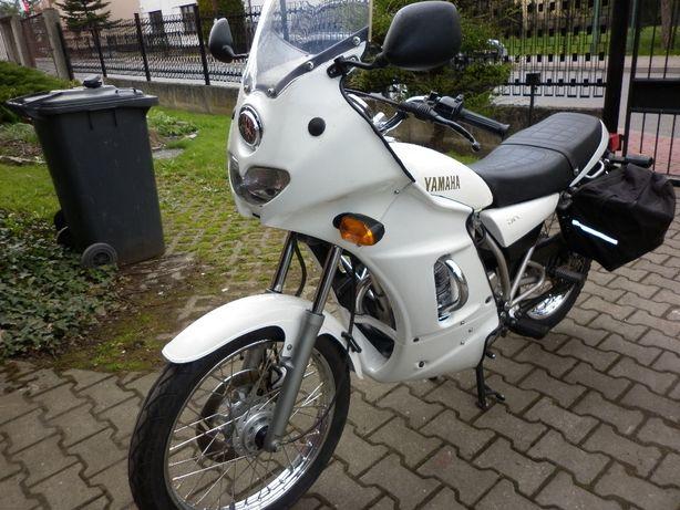 Motocykl Yamaha SR 250 P