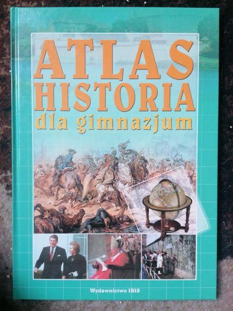 """Atlas Historia dla gimnazjum"""