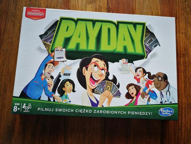 PayDay monopol gra planszowa