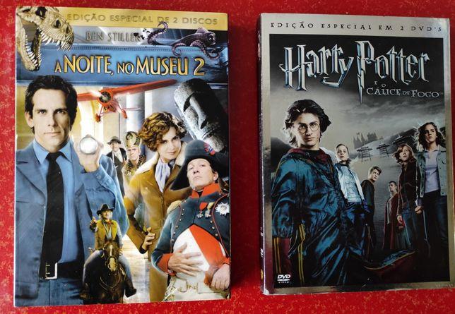 DVDs edição especial