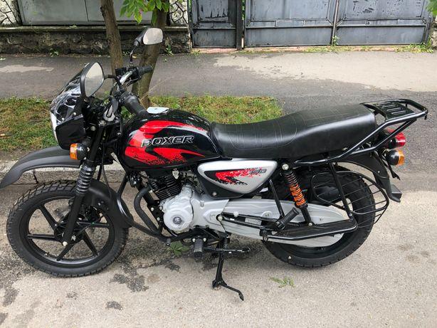 """Нові Офіційні мотоцикли """"Bajaj Boxer BMX 150 UG Disc"""" 2 роки гарантія"""