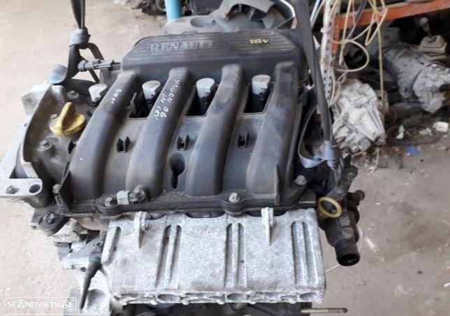 Motor 1.4 16V Megane 2 K4J D740