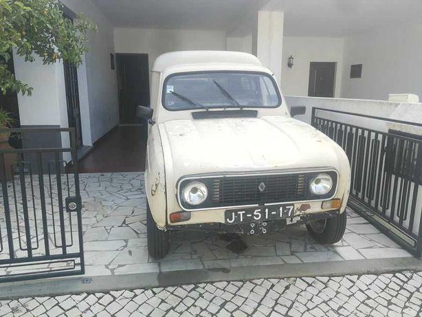 Carrinha Renault 4F