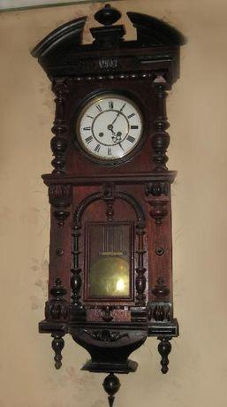 Часы старинные настенные с боем