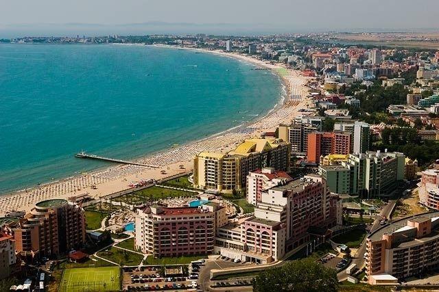 Участок в Болгарии 1 га на берегу под строительство отеля под Варной