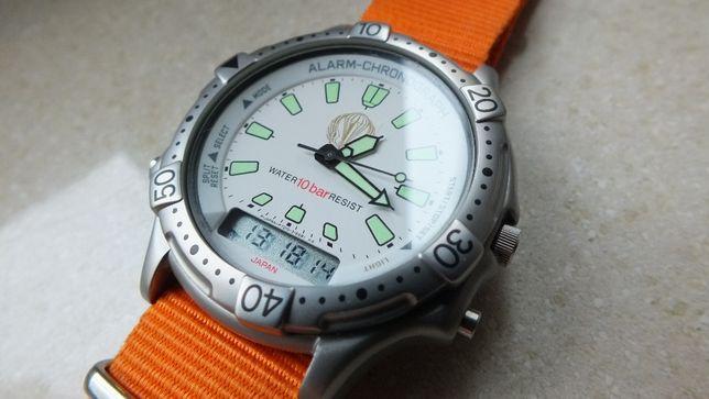 Citizen diver military NOS 70/80s nie seiko zegarek