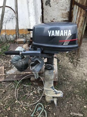 Yamaha 5 мотор для лодки
