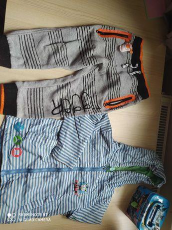 Ubrania chłopięce rozm 80-98