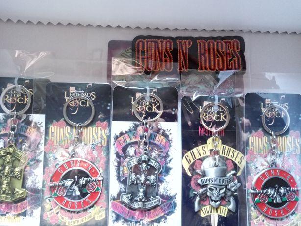 Porta Chaves GUNS N' ROSES Rock Patch Axel Slash