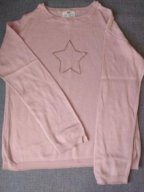 Sweter Zara r.  140
