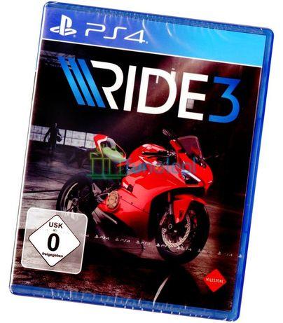 RIDE 3 PS4 Wyścigi Motory Nowa Pudełkowa