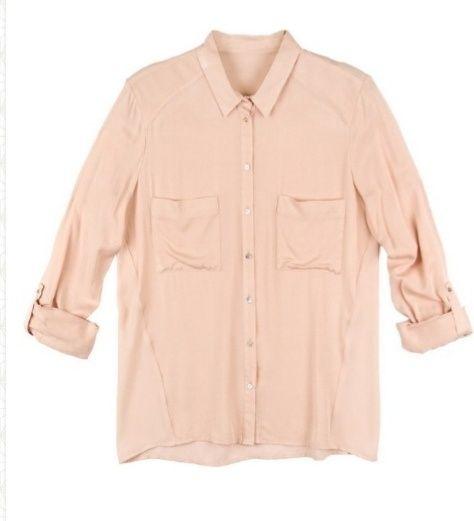 Bershka L рубашка Ингулец - изображение 1
