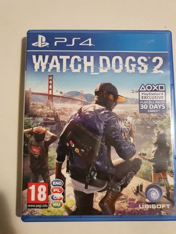 Watchdogs 2 PS4 PL