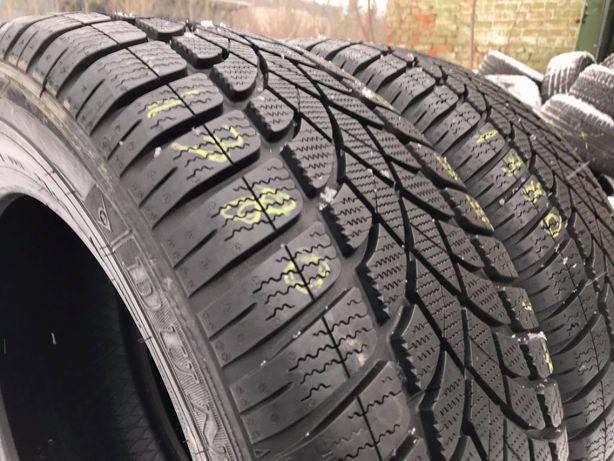 Зимові шини 235/55 R17 Dunlop SP Winter Sport 3D, 8+mm 2шт,Germany