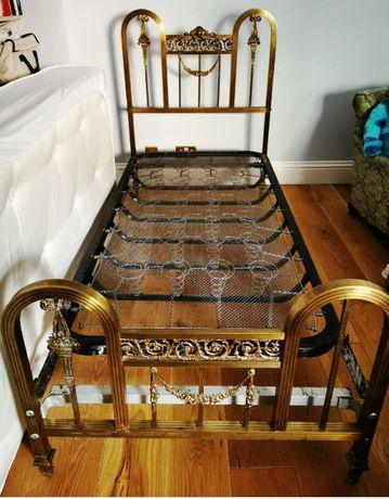 Łóżko antyczne Genova z 1800 r.