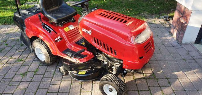 Traktorek ogrodowy MTD Smart RE 130 H prawie nowy