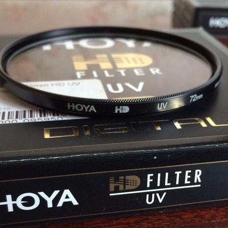 Hoya HD UV 72мм Светофильтр