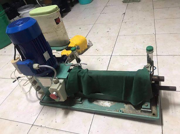 Maquina de moldar cera. Apicultura, enxames, colmeias, abelha