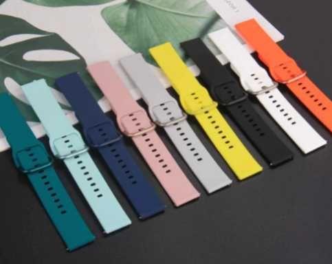Bracelete para samsung galaxy, huawei gt e Xiaomi amazfit - 2 por 8€