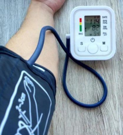 Автоматичний тонометр електронний arm style, новий точний тискомір