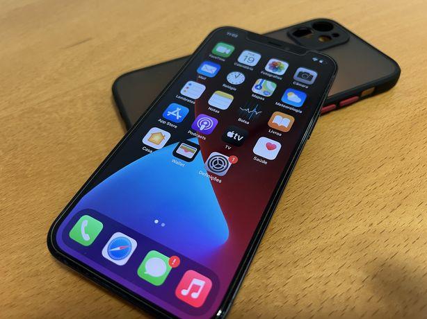 iphone 12 de 128GB com fatura e garantia