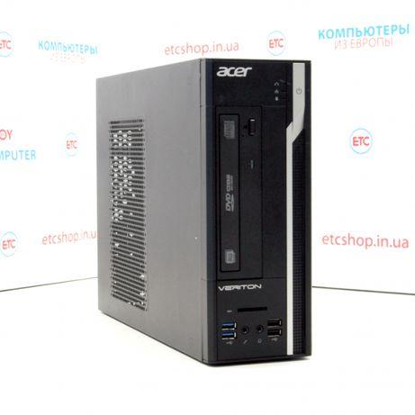 ACER VERITON X2632G, I5-4570, 4GB DDR3, 120GB SSD, HD8490, 1GB