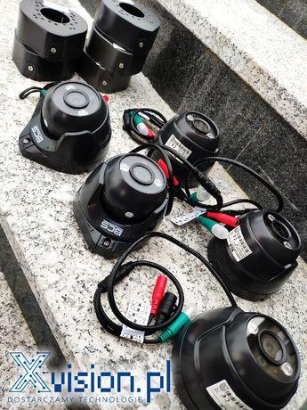 Kamery okablowanie skrętka sprzedaż montaż gwarancja 36 miesięcy